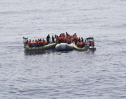 بعد 33 ساعة .. لا استجابة لاستغاثة 95 مهاجرًا في عرض المتوسط