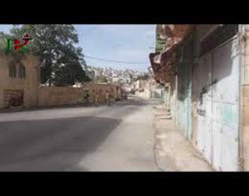 فيديو استشهاد الشهيد معمر الأطرش بمنطقة السهلة الخليل