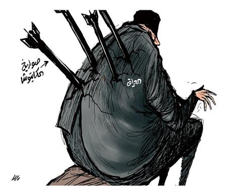 العراق و صواريخ الكاتيوشا