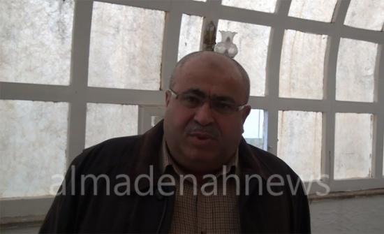 وثيقة : عطية يراسل الرزاز للإفراج عن الطالب المعتقل أيوب البشايرة