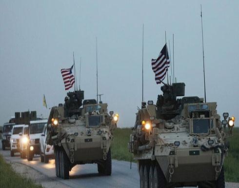 شاهد : لانسحاب القوات الأمريكية من قواعدها في ريفي حلب والرقة شمال سوريا