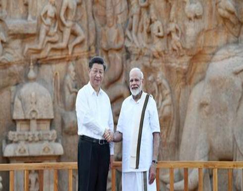 """اتفاق صيني هندي على مكافحة """"التطرف"""" و""""الإرهاب"""""""