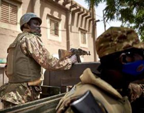 """مالي: المجموعة الاقتصادية لدول غرب أفريقيا """"تدين بشدة"""" التمرد"""