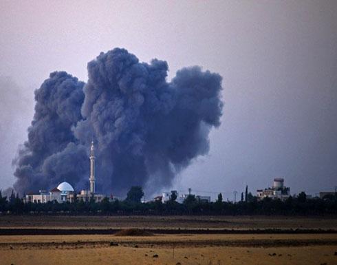مقتل وإصابة العشرات من عناصر النظام بانفجار بريف درعا