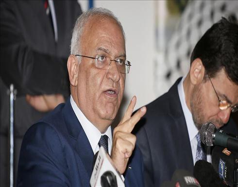 عريقات يحمّل نتنياهو مسؤولية استشهاد فلسطيني جنوبي الضفة