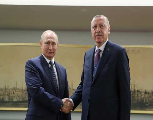 الإعلام الروسي يهتم بموقف أردوغان تجاه وصف بايدن لبوتين بالقاتل