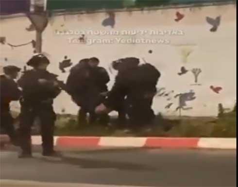 شاهد : اعتقال إثنين من الأسرى الستة الفارّين من سجن جلبوع