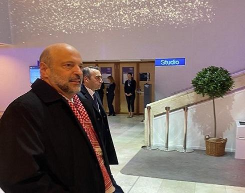 الرزاز في دافوس: الأردن مثالا للصمود الاقتصادي