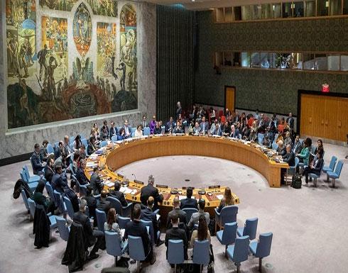 مجلس الأمن ينعقد حول سوريا الخميس.. تحذير من كارثة