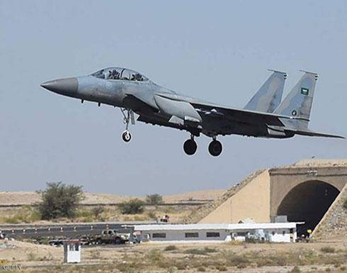 شلّ قدرات الحوثي الجوية.. ضربة جديدة في ذات الهدف