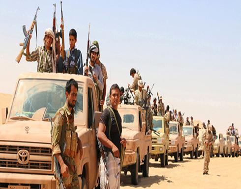 تقدم الجيش والمقاومة بصعدة وتواصل المعارك بتعز