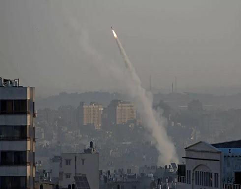 صافرات الإنذار تدوي فى المستوطنات الإسرائيلية القريبة من قطاع غزة
