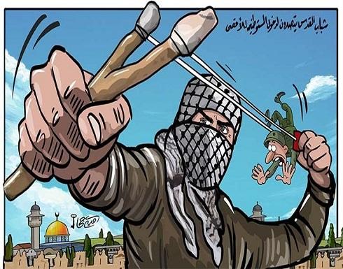 شباب القدس يتصدون لدخول المستوطنين للأقصى