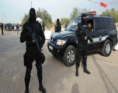 مقتل 9 من عناصر الحرس الوطني التونسي في هجوم إرهابي