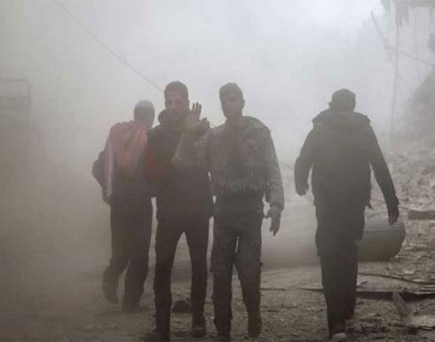 وزير الخارجية الفرنسي: كل الدلائل تشير إلى استخدام النظام السوري الكلور