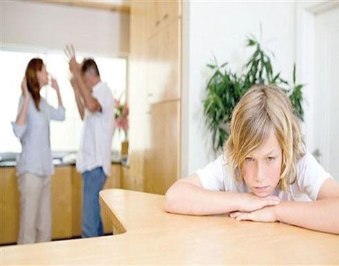 ابتعاد الأطفال عن الأب بعد الطلاق يضر بصحتهم