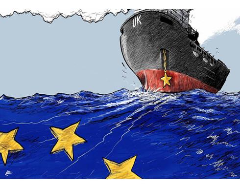 بريطانيا و الاتحاد الاوروبي