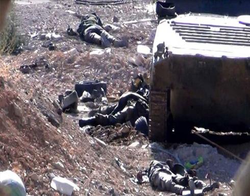 مقتل العشرات من قوات النظام بحلب وتدمر