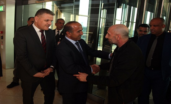وصول مواطن أردني محتجز في ليبيا