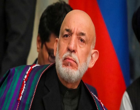 الرئيس الأفغاني السابق : هناك مستفيدون من الصراع في أفغانستان