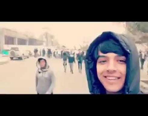 بالفيديو : شاهد هتاف ضد إيران وسط تظاهرات الصدر