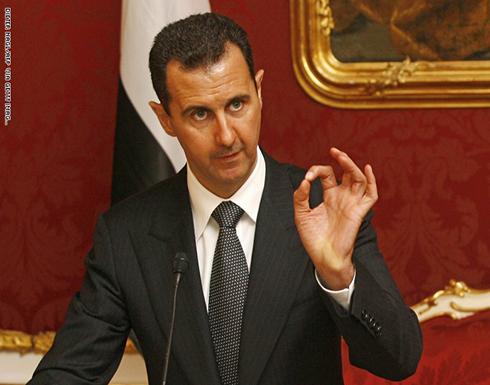 """الأسد يتحدث عن """"اللجنة الدستورية"""" ويتهم تركيا بلعب دور فيها"""