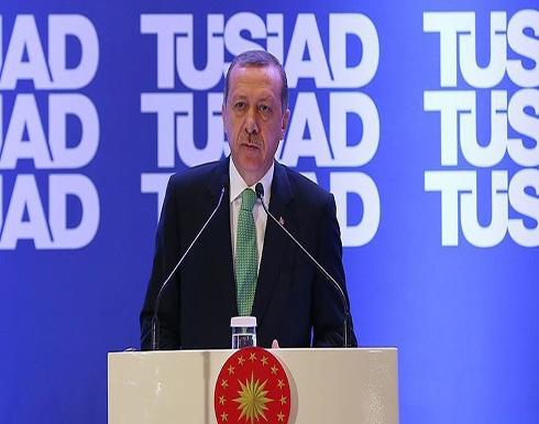 """أردوغان: لن نتردد في إطلاق """"درع فرات"""" جديدة"""