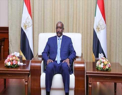 """السودان.. البرهان يوقع """"إعلان مبادئ"""" مع حركة الحلو الأحد"""