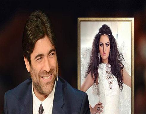 ملكة جمال المغرب تكشف حقيقة زواجها من وائل كفوري (فيديو)