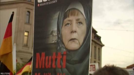 هزيمة فادحة لميركل في انتخابات ولايتين ألمانيتين