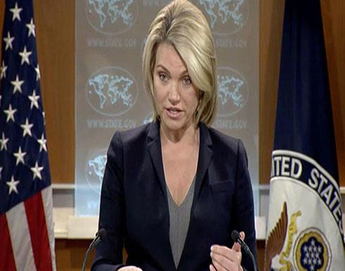 واشنطن تستدعي القائم بأعمال السفير الروسي