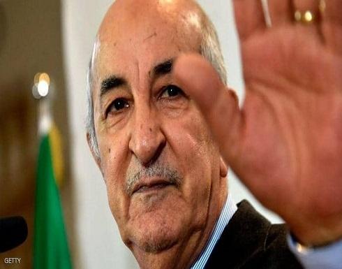 عبد المجيد تبون يؤدي اليمين الدستورية رئيسا للجزائر