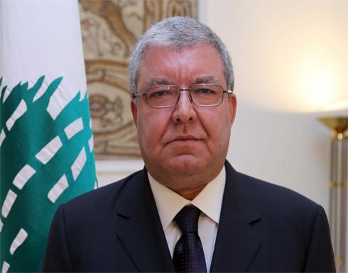 وزير الداخلية اللبناني: لا إمكانية لدخول نازحين جدد إلى لبنان