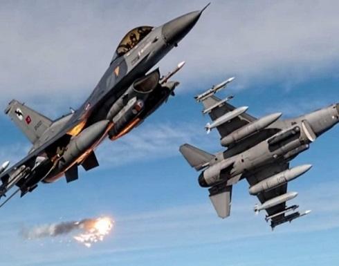 """شاهد : تركيا تعلن اعتراض مقاتلات يونانية بـ""""المتوسط"""""""