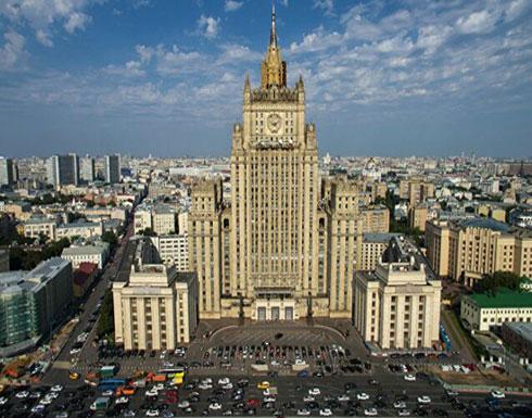 روسيا تتوعد الاتحاد الأوروبي بإجراءات انتقامية