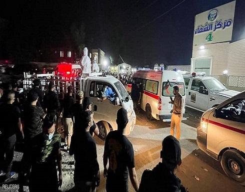 """فاجعة """"ابن الخطيب"""" ببغداد.. أقارب الضحايا يكشفون الأسباب"""
