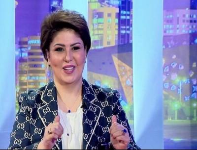 فجر السعيد ترد على الشامتين في وقف برنامجها بفيديو راقص