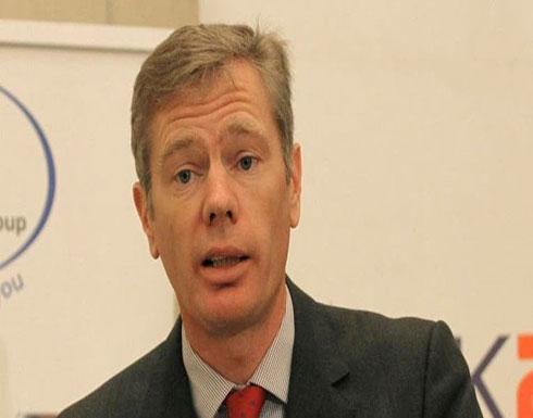 إيران تعتقل السفير البريطاني في طهران