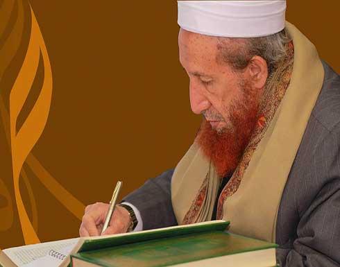 """وفاة الشيخ """"الديلمي"""" أحد مؤسسي أكبر حزب إسلامي باليمن"""