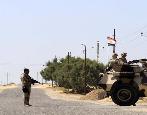 مقتل 9 عسكريين مصريين بهجوم مسلح وسط سيناء