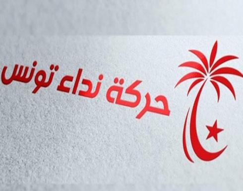 حزب نداء تونس يدعو إلى حكومة بدون حركة النهضة