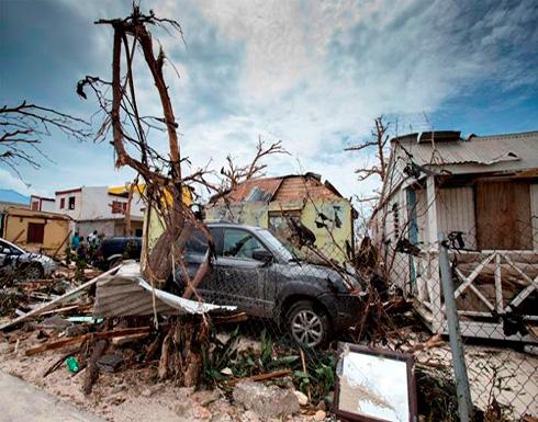 الإعصار إيرما دمر ربع المنازل الواقعة على جزر فلوريدا كيز
