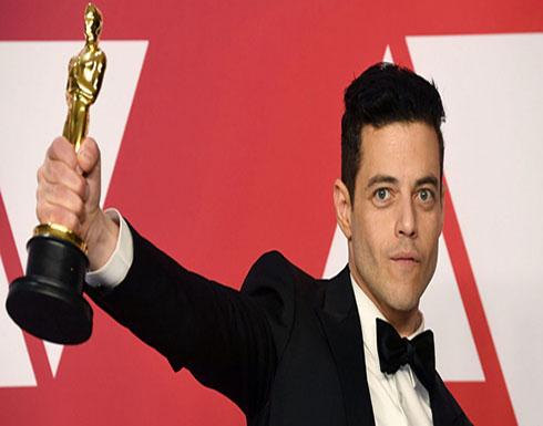 """بالفيديو : رامي مالك.. دور """"المثلي"""" يربعه على عرش الأوسكار في 2019!"""