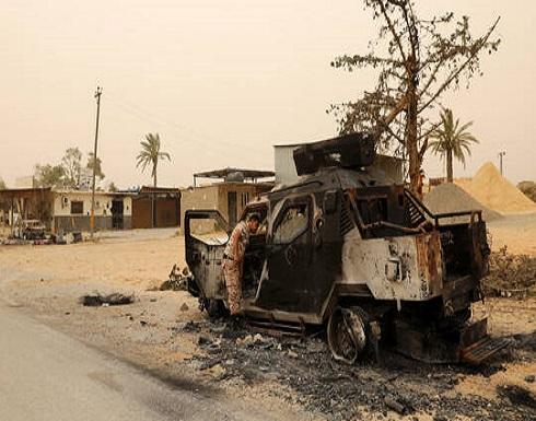 """قوات الوفاق الليبية ردا على """"إعلان القاهرة"""": نحن من يحدد زمان ومكان نهاية الحرب"""