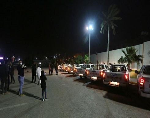 """""""الوفاق الليبية"""" تعلن حظر تجوال ليلي للوقاية من كورونا"""