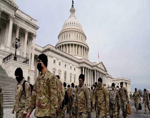 استنفار أمن الكابيتول عشية أول خطاب لبايدن أمام الكونغرس