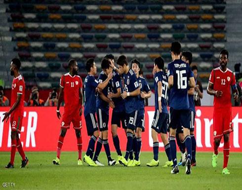 شاهد : اليابان تتأهل لثمن نهائي كأس آسيا من بوابة عُمان
