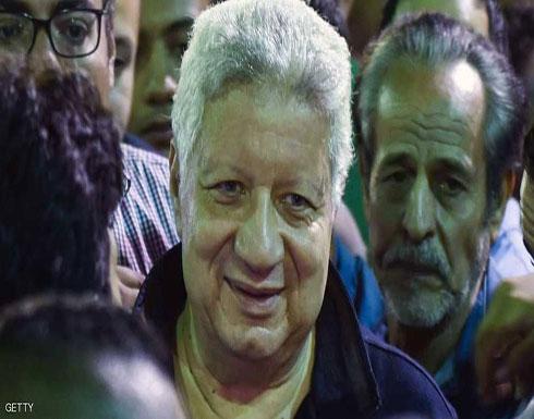"""الأهلي المصري يرفع شكوى لـ""""الكاف"""" بسبب مرتضى منصور"""
