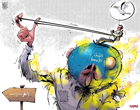 الشرق الأوسط المنهك