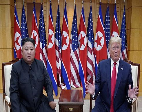 ترامب: لو فازت كلينتون في الانتخابات لكنا في حرب كبيرة مع كوريا الشمالية